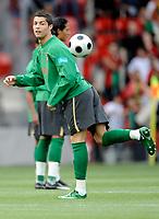 Portugals Cristiano Ronaldo. © Manu Friederich/EQ Images