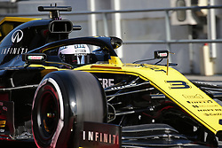 February 18, 2019 - Barcelona, Spain - the Renault of Daniel Ricciardo during the Formula 1 test in Barcelona, on 18th February 2019, in Barcelona, Spain. (Credit Image: © Joan Valls/NurPhoto via ZUMA Press)