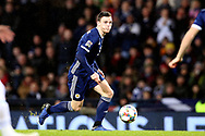 Scotland defender Andy Robertson (3) (Liverpool) during the UEFA Nations League match between Scotland and Israel at Hampden Park, Glasgow, United Kingdom on 20 November 2018.