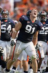 20070922 - Virginia v Georgia Tech (NCAA Football)