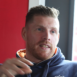 19-02-2020: Wielrennen: persmoment KNWU: Alkmaar <br />Roy van den Berg