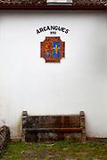 Crest of Arcangues, Pyrénées-Atlantiques, France