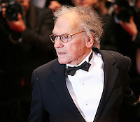 Jean-Louis Trintignant attending the gala screening of Amour at the 65th Cannes Film Festival. Sunday 20th May 2012 in Cannes Film Festival, France.