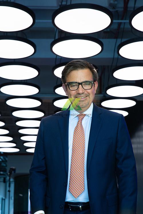 """Jorge dará continuidad al compromiso a largo plazo de Accenture en ayudar a las empresas mexicanas a ser más competitivas, globalizarse y convertirse en líderes de industria, así como el de crear puestos de trabajo en sectores en crecimiento como la tecnología digital y la modernización de productos y procesos""""."""