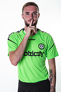 Forest Green Rovers Carl Winchester during the 2018/19 official team photocall for Forest Green Rovers at the New Lawn, Forest Green, United Kingdom on 30 July 2018. Picture by Shane Healey.
