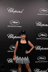 May 21, 2019 - Cannes, France - 72eme Festival International du Film de Cannes. Soiree de remise des Trophees Chopard 2019. 72th International Cannes Film Festival. 2019 Chopard Trophy.....239600 2019-05-20  Cannes France.. de Palma, Rossy (Credit Image: © Yacine Fort/Starface via ZUMA Press)