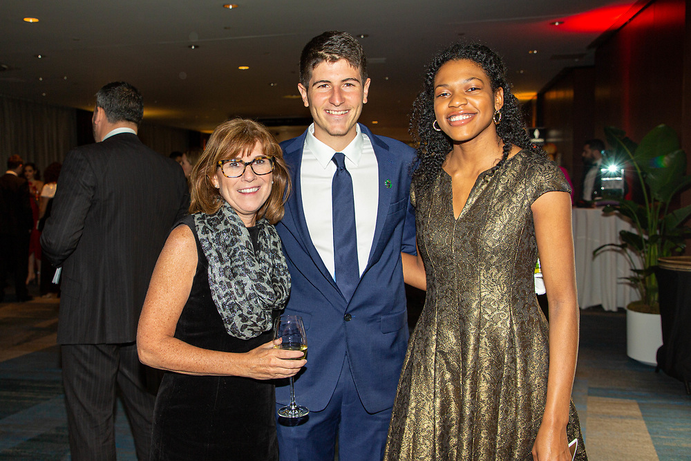 The Ad Council's 66th Annual Award's Dinner honoring the chairman and CEO of Johnson and Johnson Alex Gorsky at the New York Hilton Midtown on Thursday, Dec. 6, 2019.