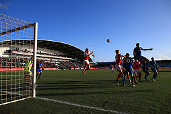 6th January 2018 - FA Cup - 3rd Round - Fleetwood Town v Leicester City - A general view (GV) of Highbury Stadium - Photo: Simon Stacpoole / Offside.