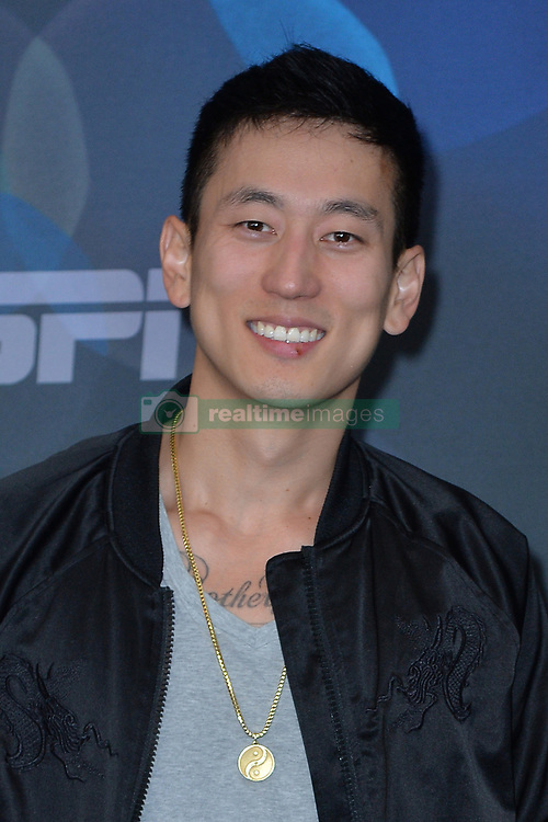 May 14, 2019 - New York, NY, USA - May 14, 2019  New York City..Jake Choi attending Walt Disney Television Upfront presentation party arrivals at Tavern on the Green on May 14, 2019 in New York City. (Credit Image: © Kristin Callahan/Ace Pictures via ZUMA Press)