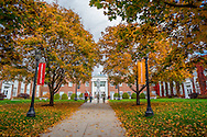 Scenic photos of campus taken over the course of Parents weekend in the Fall of 2015. Photos of a variety of locations on campus for the 2017 Partridge Society Calendar.