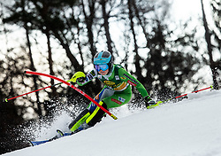 HROVAT Meta of Slovenia competes during the 7th Ladies'  tSlalom at 55th Golden Fox - Maribor of Audi FIS Ski World Cup 2018/19, on February 2, 2019 in Pohorje, Maribor, Slovenia. Photo by Matic Ritonja / Sportida