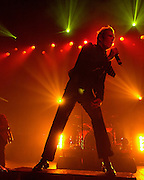 Stone Temple Pilots at the Louisville Palace on wednesday May 1,2002  in Louisville, Ky. .