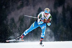 Mikkonen Juho (FIN) during Man 1.2 km Free Sprint Qualification race at FIS Cross<br /> Country World Cup Planica 2016, on January 16, 2016 at Planica,Slovenia. Photo by Ziga Zupan / Sportida
