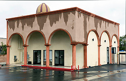 Nov.27, 2016 - Long Beach, California, U.S. -  The Islamic Center of Long Beach is one of three California mosques to receive identical, hand-written threats. The other two are the Islamic Center of Claremont and the Evergreen Islamic Center in San Jose. The letters read: .''To the Children of Satan, You Muslims are a vile and filthy people.  Your mothers are whores and your fathers are dogs.  You are evil.  You worship the devil.  But, your day of reckoning has arrived..There's a new sherriff (sic) in town -- President Donald Trump.  He's going to cleanse America and make it shine again.  And, he's going to start with you Muslims. He's going to do to you Muslims what Hitler did to the Jews. You Muslims would be wise to pack your bags and get out of Dodge..This is a great time for Patriotic Americans. Long live President Trump and God bless the USA !!.(Signed) Americans for a Better Way.The Council on American-Islamic Relations says that there have been in excess of 100 anti-Muslim threats of violence or other incidents since Donald Trump's election.  And the Southern Poverty Law Center has found more than 700 ''hateful incidents of harrassment'' in the U.S. in the three weeks since the election.(Credit Image: © Brian Cahn via ZUMA Wire)