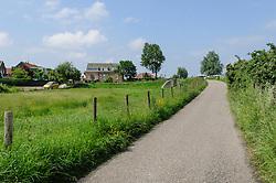 Spaarndam-West, Haarlem, Noord Holland, Netherlands