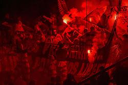 September 15, 2018 - Paris, Ile-de-France (region, France - the Saint Etienne COP at the Paris Saint Germain match against A.S St Etienne at the Parc des Princes for the 5th day of the French championship. (Credit Image: © Julien Mattia/Le Pictorium Agency via ZUMA Press)