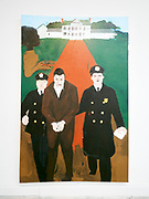 """58th Art Biennale Venice """"May You Live in Interesting Times"""" curated by Ralph Rugoff. Henry Taylor, U.S.A. """"Another Wrong"""", 2013."""