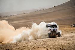 January 10, 2019 - Arequipa, Peru - AREQUIPA, PU - 10.01.2019: DAKAR 20189 - Kariakin Sergei (RUS) during the Dakar Rally 2019, on Wednesday (10), in Arequipa, Peru. (Credit Image: © Gustavo Epifanio/Fotoarena via ZUMA Press)