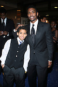 """Jay Norris and his son, Remy at """" The Obama That One: A Pre-Inagural Gala Celebrating the Victory of President-Elect Obama celebration held at The Newseum in Washington, DC on January 18, 2009  .."""