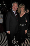 Steven and Emma Norris. Conservative fund raising dinner hosted  by Marco Pierre White and Franki Dettori at  Frankie's. Knightsbridge. 17 January 2004. ONE TIME USE ONLY - DO NOT ARCHIVE  © Copyright Photograph by Dafydd Jones 66 Stockwell Park Rd. London SW9 0DA Tel 020 7733 0108 www.dafjones.com