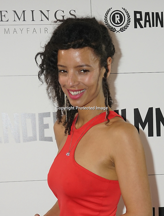 London,England,UK : Actress Veronica Jean Trickett attend the Raindance Filmmakers Ball by London Flair Pr at Cafe De Paris  in London. Photo by See Li