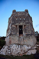 Fortress in Gibara, Holguin, Cuba.