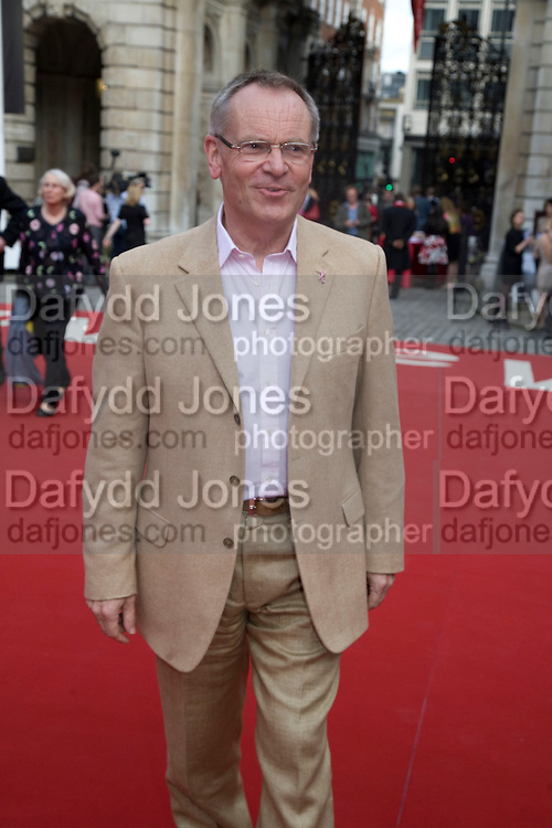JEFFREY ARCHER, 240th Royal Academy Summer Exhibition fundraising private view. Piccadilly. London.4 June 2008.  *** Local Caption *** -DO NOT ARCHIVE-© Copyright Photograph by Dafydd Jones. 248 Clapham Rd. London SW9 0PZ. Tel 0207 820 0771. www.dafjones.com.
