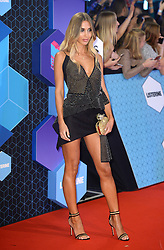 Ann-Kathrin Brommel attending the MTV Europe Music Awards 2016 at the Rotterdam Ahoy Arena, Rotterdam, the Netherlands. Photo credit should read: Doug Peters/EMPICS Entertainment