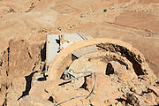 Israel, The ruins of Masada