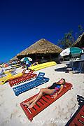 Playa Santa Maria,<br /> Cozumel, Mexico,<br /> ( Caribbean Sea )  MR 117