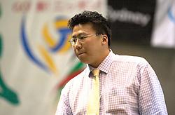 24-06-2000 JAP: OKT Volleybal 2000, Tokyo<br /> Nederland vs Argentinie 3-1 / Mark Kaiway