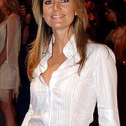 NLD/Amsterdam/20050519 - Uitreiking 2005 FHM 100 sexiest vrouwen Awards, styliste Moon Verkaart..Monique Verkaart
