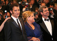 actor Clive Owen (left) at the Heminway & Gellhorn gala screening at the 65th Cannes Film Festival France. Friday 25th May 2012 in Cannes Film Festival, France.