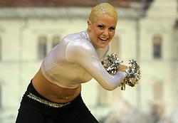 Sirens, Norway at European Cheerleading Championship 2008, on July 5, 2008, in Arena Tivoli, Ljubljana, Slovenia. (Photo by Vid Ponikvar / Sportal Images).