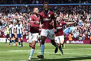 Aston Villa v West Bromwich Albion 110519