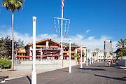 The Long Beach Arena