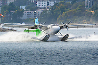 Westcoast Air Twin Otter on floats