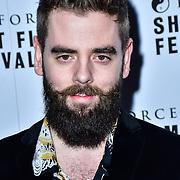 Ethan Graham attend TriForce Short Festival, on 30 November 2019, at BFI Southbank, London, UK.