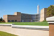 Irvine Civic Center Stock Photo