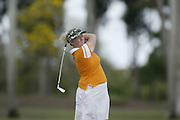 MIAMI HURRICANES Women's Golf at the 37th Annual Ryder/Florida Women's Collegiate Golf Championships held at Don Shula's Golf Club and Resort, Miami Lakes, Florida on April 1, 2007.