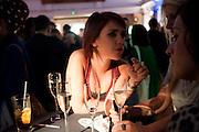 KAT PERRIAM, Aldo launch. One Marylebone Rd. London. 21 June 2011<br /> <br />  , -DO NOT ARCHIVE-© Copyright Photograph by Dafydd Jones. 248 Clapham Rd. London SW9 0PZ. Tel 0207 820 0771. www.dafjones.com.