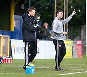Omer Rica manager of Watford during under-23 professional development league match between Watford and Charleton Athletic at Charleton Athletic Park Stadium, Monday, Feb. 3, 2020, in St. Albans, United Kingdom. (Mitchell Gunn-ESPA Images/Image of Sport)