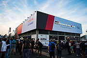 June 12-17, 2018: 24 hours of Le Mans. Toyota hospitality