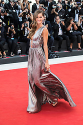 August 29, 2018 - Venice, Venetien, Italien - Izabel Goulart attending the 'First Man' premiere at the 75th Venice International Film Festival at the Palazzo del Cinema on August 29, 2018 in Venice, Italy. (Credit Image: © Future-Image via ZUMA Press)