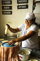 """Tortilla Girls - Tortilla means """"little torta"""" or """"little cake"""" in Spanish though in Mexico it almost always refers to flatbread corn tortillas which have been eaten for centuries in Mexico, where they are a staple."""