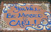 Carl Luft  - You Will Be Missed