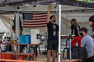 2021 UCI BMXSX World Cup 1&2<br /> Verona (Italy) - Friday Practice<br /> Joey Bradford (USA)