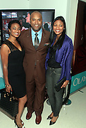 14 September 2010-New York, NY- l to r: Tatiana Ali, Londell McMillan  and Anastascia Ali at The Jones Awards Celebrating Diversity in Fashion and Beauty Present by ' My Black Is Beautiful ' and held at The Alvin Ailey Citigroup Theater on September 14, 2010 in New York City. Photo Credit: Terrence Jennings