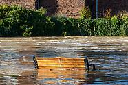 River Avon Bursts its banks