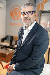 Paulo Gilvane Borges, diretor geral da Agência Radioweb. Foto: Marcos Nagelstein/ Agência Preview